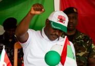 Burundi: le président Nkurunziza réélu avec 69% des voix pour un troisième mandat controversé