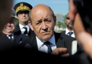 Rafale: Le Drian au Caire après la livraison des 3 premiers avions de combat