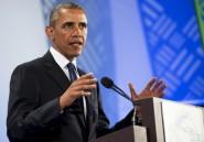 """""""L'Afrique est en marche"""", affirme Obama au Kenya"""