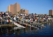 Accident de bateau sur le Nil: le bilan monte