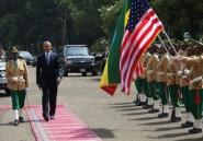 """Obama: l'Ethiopie doit """"faire plus"""" en matière de démocratie"""