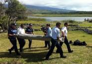 Vol MH370: un débris d'avion