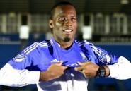 """Foot: un """"beau défi"""" pour Didier Drogba"""