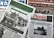 """Tchad: RSF dénonce l'""""instrumentalisation de la justice"""" contre la presse"""