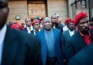 Afrique du Sud: le procès de Julius Malema repoussé d'une journée