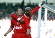 El Hadji Diouf, de Liverpool