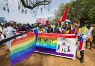 Ouganda: une Gay Pride célèbre l'abandon d'une loi anti-homosexualité