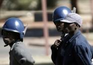 Zimbabwe: la police empêche les syndicats de manifester contre les suppressions de postes