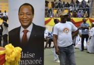 """Burkina: le Conseil constitutionnel, """"incompétent"""" pour annuler la mise en accusation de Compaoré"""