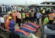 Nigeria: six morts dans le crash d'un hélicoptère dans la lagune de Lagos