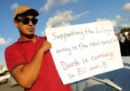 Le gouvernement libyen appelle
