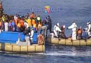 Migrants asphyxiés dans la cale de leur bateau: le bilan s'élève