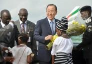 Ban Ki-moon au Nigeria pour parler de la lutte contre Boko Haram