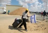 Israël relâche des centaines de clandestins africains désemparés