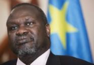 Soudan du Sud: le chef des rebelles en appelle