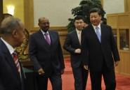 """Soudan: le président Omar el-Béchir reçu en """"vieil ami"""""""