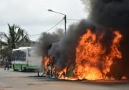Côte d'Ivoire: manifestations contre la candidature du président Ouattara