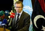 Libye: l'ONU soumet un projet d'accord politique aux autorités rivales