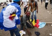 RDC: heurts violents en marge d'une manifestation d'opposition