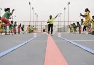 Le nzango, jeu d'enfant congolais en quête de reconnaissance sportive