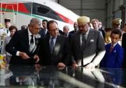 """La brouille avec le Maroc est """"dépassée"""", affirme Hollande"""
