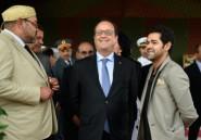 François Hollande et Mohammed VI tirent un trait sur la brouille entre Rabat et Paris