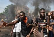 Burkina: les Etats-Unis demandent