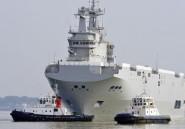 L'Egypte va acquérir les deux Mistral initialement vendus