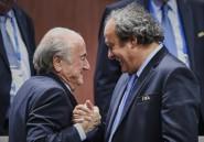 Fifa: Blatter et Platini en plein tremblement de terre judiciaire