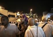 La Mecque: les pèlerins achèvent le hajj, tragiquement endeuillé