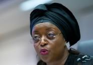 Nigeria: l'ancienne ministre du Pétrole arrêtée