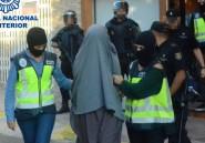 Dix recruteurs présumés de l'EI arrêtés en Espagne et au Maroc