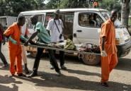 Centrafrique: 61 morts, 300 blessés dans les violences
