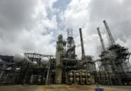 Nigeria: les revenus du pétrole accusent une forte baisse