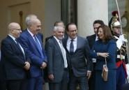 Le quartette tunisien, Prix Nobel de la Paix, reçu