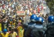 Les étudiants sud-africains font plier le gouvernement sur les frais de scolarité