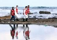 Libye: les cadavres de 43 migrants découverts sur une plage