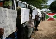Commerce: Obama retire au Burundi son statut de partenaire privilégié