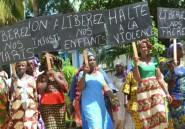 Guinée: manifestation de femmes pour la libération d'opposants