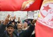 Tunisie: des centaines de manifestants réclament une augmentation de salaire
