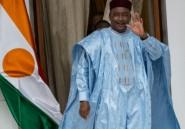 Niger: le président Issoufou candidat