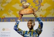 Un jeune Libérien remporte le Prix international de la Paix des enfants