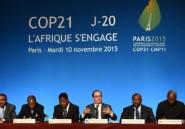 Cop21: l'Afrique veut de l'électricité pour se développer et retenir sa jeunesse