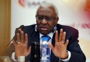 Dopage dans l'athlétisme: Lamine Diack démissionne du CIO