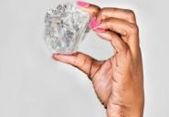 Botswana: découverte du plus gros diamant depuis un siècle