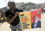 """Nigeria: le militant pro-Biafra Nnamdi Kanu fait l'objet d'une enquête pour """"terrorisme"""""""