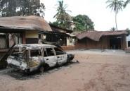 Centrafrique: le dernier quartier musulman de Bangui asphyxié par un blocus