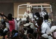 Centrafrique: le pape François
