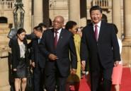 Premier sommet sino-africain sur le continent noir