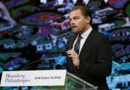 Tapis rouge pour le climat: stars d'Hollywood et élus du monde